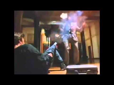 Harold Robins Body Parts Trailer