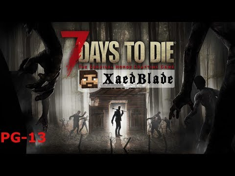 Finding a Horde Base! || 7 Days to Die || Alpha 16.4 || Day 5