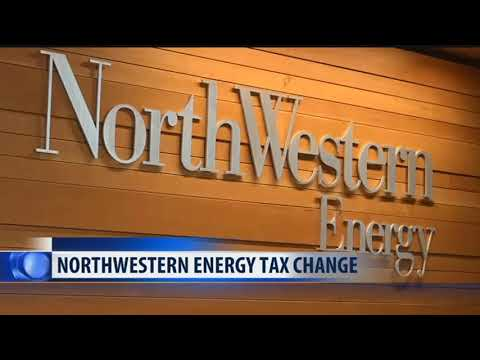PSC orders NorthWestern Energy to reduce rates for property tax costs