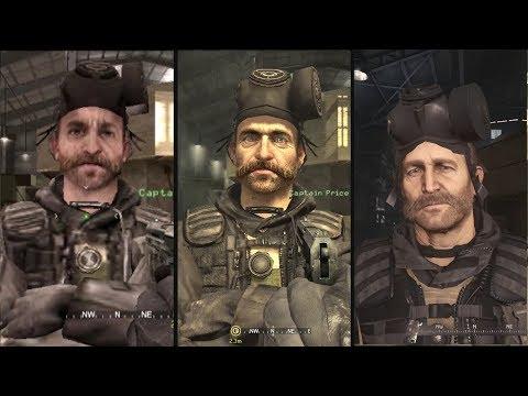 COD Modern Warfare (Wii Vs Original Vs Remastered) - Part 01