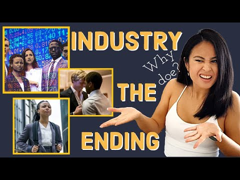 i'm done with INDUSTRY | 😤 NOT HAPPY 😤 | *** !!! Spoiler Alert!!! *** | Industry HBO BBC