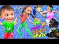 PAINT DANCE PARTY! FUNnel V Dancing 2R Music Video Songs