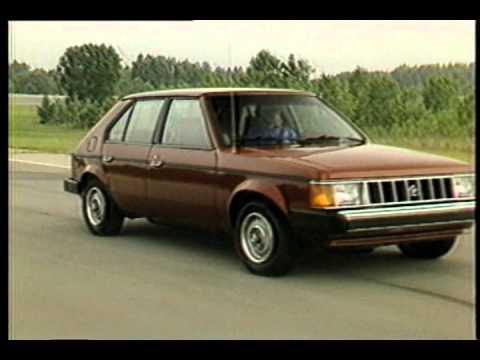 1988 Plymouth Horizon American