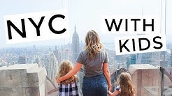 Things to do in NYC with Kids | New York City Travel Video