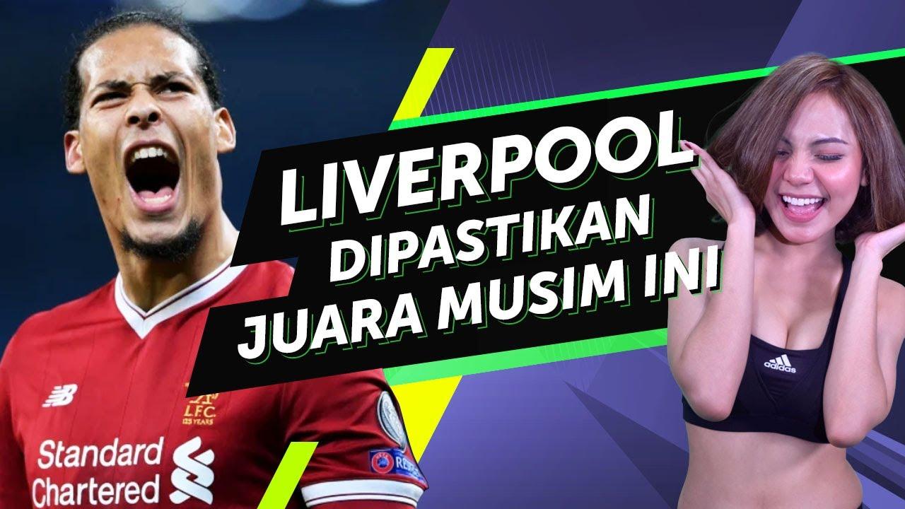 Sedikit Lagi, The Reds Raih Juara dan Guard of Honour - Demam TikTok Melanda Sepakbola Indonesia