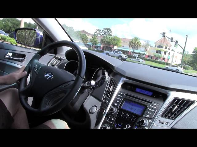 Sonata Turbo 2.0 SE Ride Along And Review