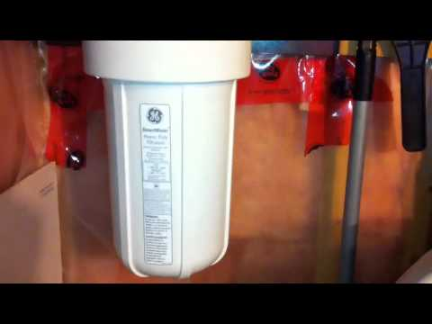DIY Whole House Water Filtration