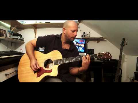 Raimbow in the Dark - Dio ( Acoustic Cover w/ Solo)