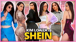SHEIN X KIMBERLY LOAIZA: LES MUESTRO TODA SU ROPA A SUPER DETALLE!!! | VALE LA PENA?