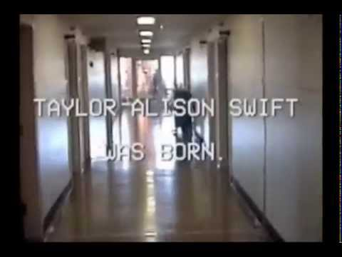 Taylor Swift life story part 1