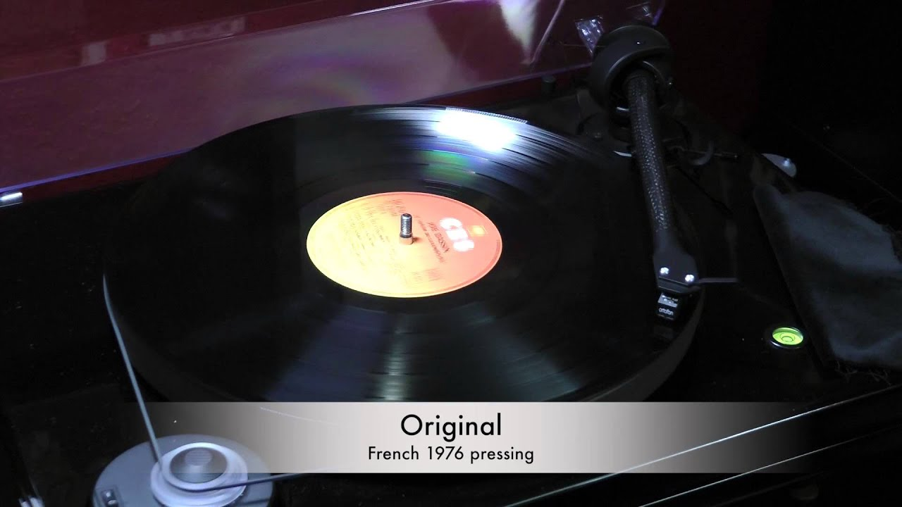 Joe dassin le jardin du luxembourg soviet vinyl record lp vs the original french one youtube - Jo dassin le jardin du luxembourg ...