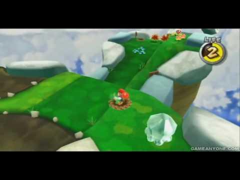 Crítica a Super Mario Galaxy 2