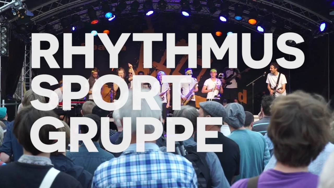 Rhythmussportgruppe - Stayin Alive (Electro Deluxe Cover)