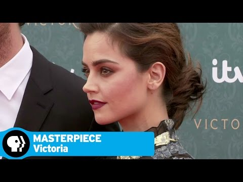 VICTORIA on MASTERPIECE | UK Premiere Red Carpet | PBS
