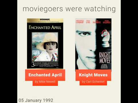 knight moves 1992 poster