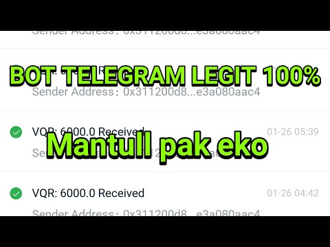 Repeat New Bitcoin Doubler Telegram Bot Paying & Legit 2019 by