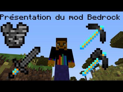 [Minecraft 1.7.10] Présentation du mod Bedrock - YouTube