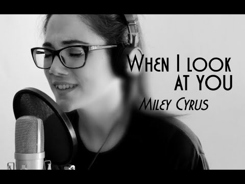 SoSimple (Carla) - When I look at you COVER