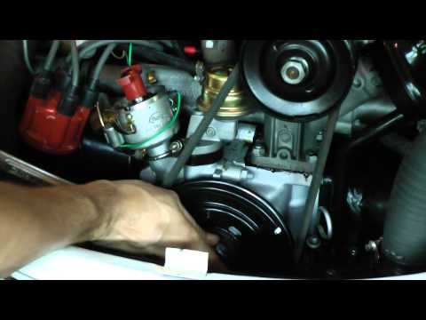 Classic VW Beetle BuGs How to Adjust your Valves PT.1 tip Vallone