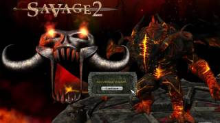 savage 2 error downloading update