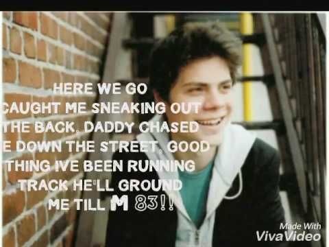 Atticus Mitchell-we so fly(lyrics)