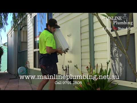 Mainline Plumbing The Trusted name