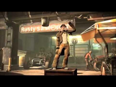 TWC 2010 E3 Electronic Entertainment Expo - Rage