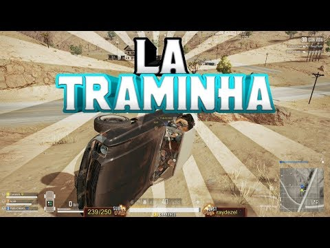 LA TRAMINHA - SQUAD - PLAYERUNKNOWN'S BATTLEGROUNDS (PUBG) GAMEPLAY ESPAÑOL - Carranco