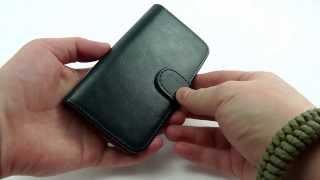Обзор: Универсальный чехол-портмоне (130x62мм) для смартфонов и телефонов | Электробум.com.ua