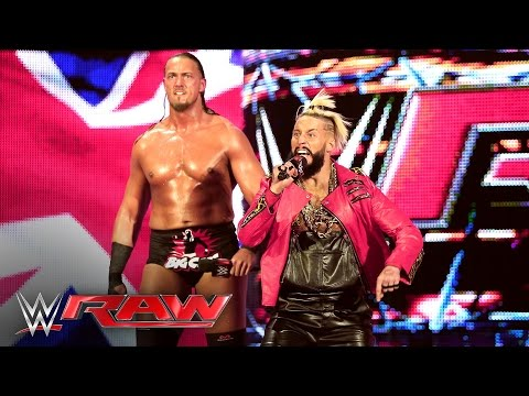 """Enzo & Big Cass reveal why you can't spell Dudley Boyz without """"dud"""": Raw, April 18, 2016"""