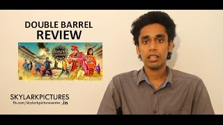Double Barrel Review By Skylark Pictures
