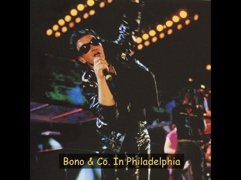 U2 - ZOO TV - Bono & Co. in Philadelphia (1992/09/03)