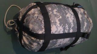 Компрессионный мешок (самодельный)