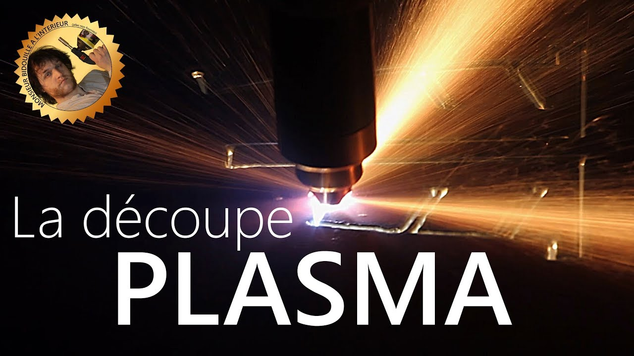La Decoupe Plasma Monsieur Bidouille Youtube
