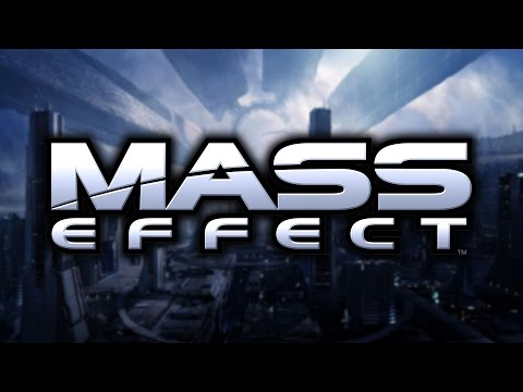 Lets Replay The Mass Effect Story!!