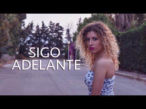 Sigo Adelante - Tini (Cover by Adriana Vitale)