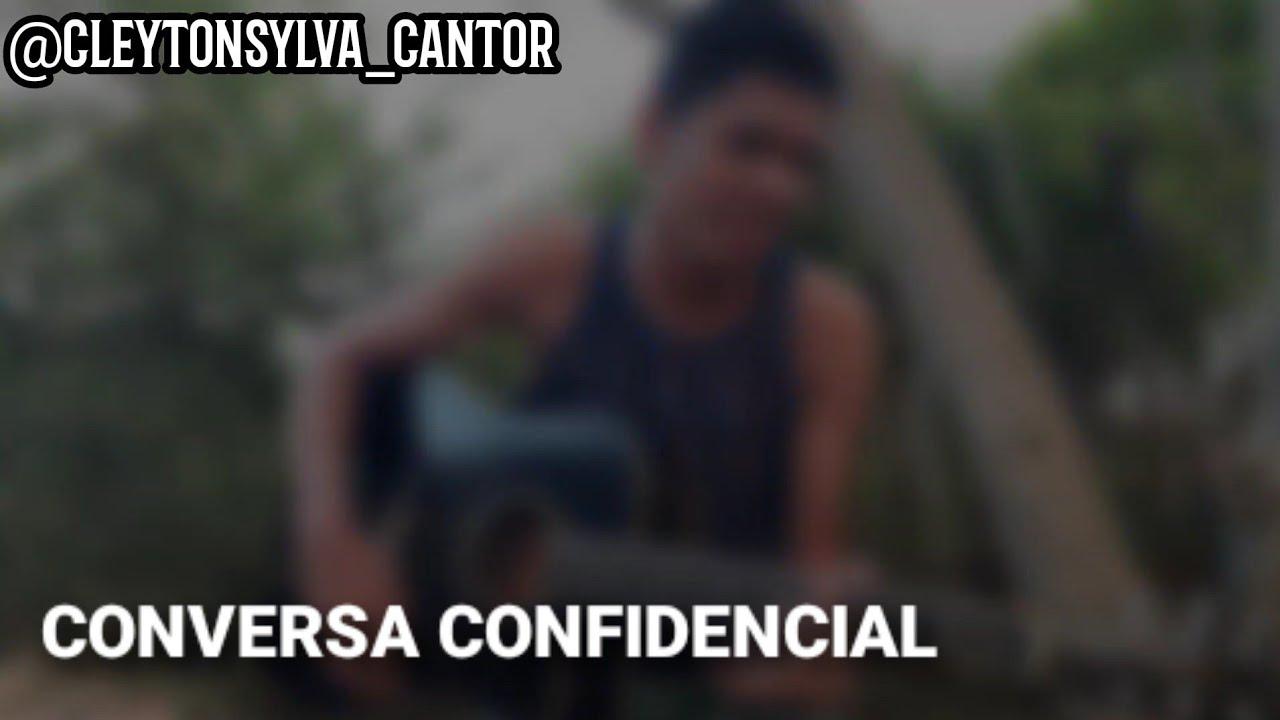 Felipe Araújo - Conversa Confidencial (música nova) / Cover: Cleyton Sylva + CIFRA