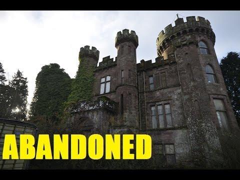 Abandoned Castle Style Mansion 1800 S Urban Exploration