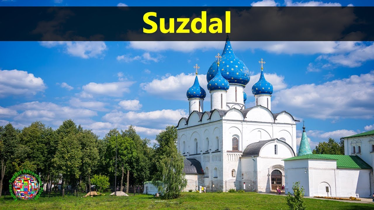 The best attractions of Suzdal 92