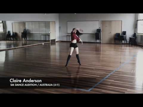 S.M. GLOBAL AUDITION INDONESIA  - DANCE