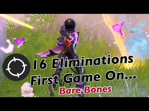 16 Eliminations First Game On in BareBones + Good Protective Highground Retake Tutorial #VanguardRC thumbnail