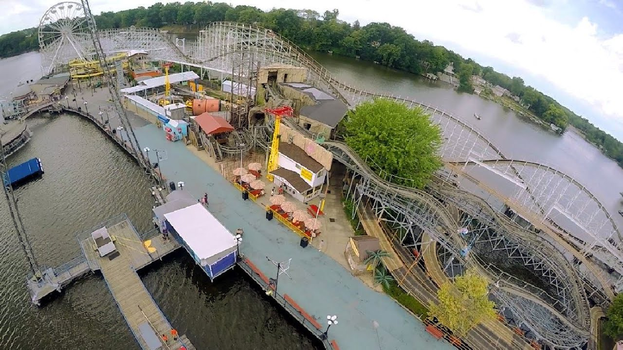 Skycoaster on-ride HD POV @60fps Indiana Beach - YouTube