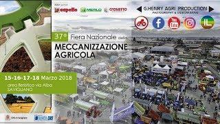 37ª Fiera Nazionale della Meccanizzazione Agricola di Savigliano