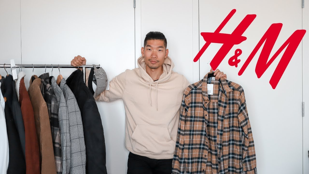 [VIDEO] - H&M WINTER 2019 TRY ON HAUL | Men's Fashion Haul | Levitate Style 9