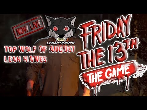 Friday the 13th🔪! Jason is scary mummy save me! 1080p! Road to 700subs! Interactive Streamer!🐺🐺🐺