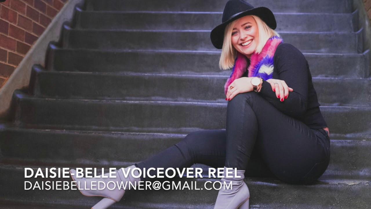 Daisie-Belle Voiceover Reel 2020