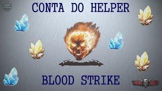 Conta do Helper - 108 Armas Permanentes [Blood Strike] + Carneirinho ∞