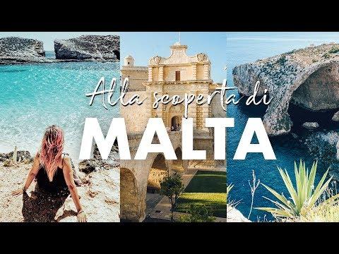 Alla scoperta di Malta - cosa vedere e fare - Isle of Mtv tour