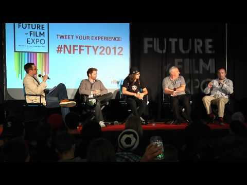 NFFTY - Future of Film Expo 2012 // Talk Shop-Using the Right Tech Panel