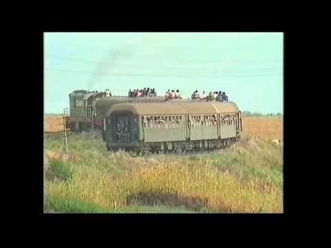 Roy Castle narrates TEN's 1992 'Action in Albania' documentary
